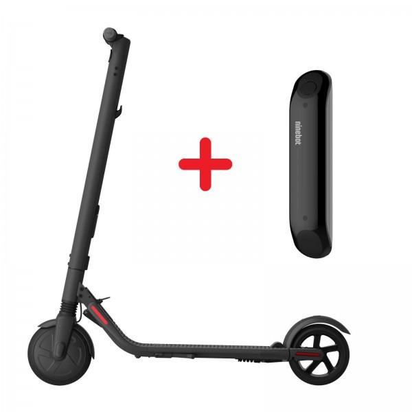 Hulajnoga elektryczna Ninebot by Segway KickScooter ES2 + bateria