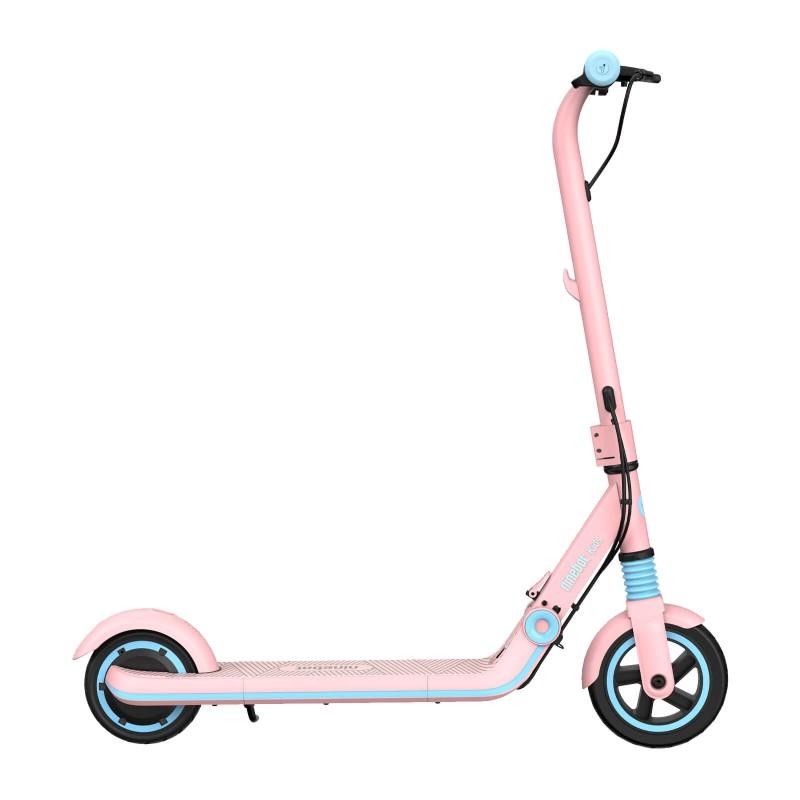 Hulajnoga elektryczna Ninebot by Segway eKickScooter ZING E8, różowa