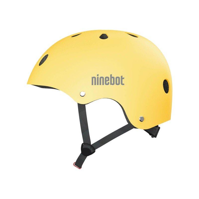 Kask Ninebot by Segway dla dorosłych, żółty (L)